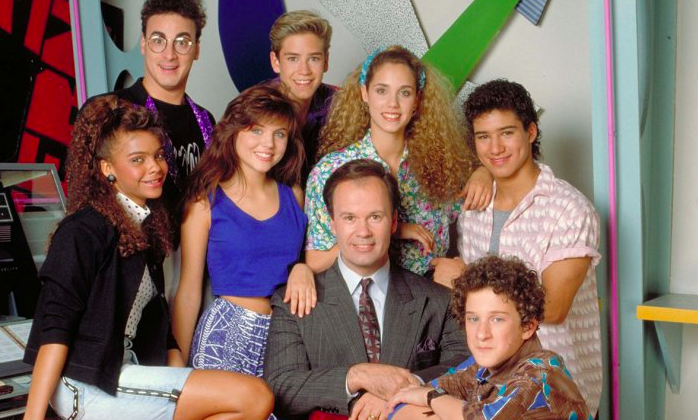 'Saved By The Bell' cast reunites 30 years after show premiered