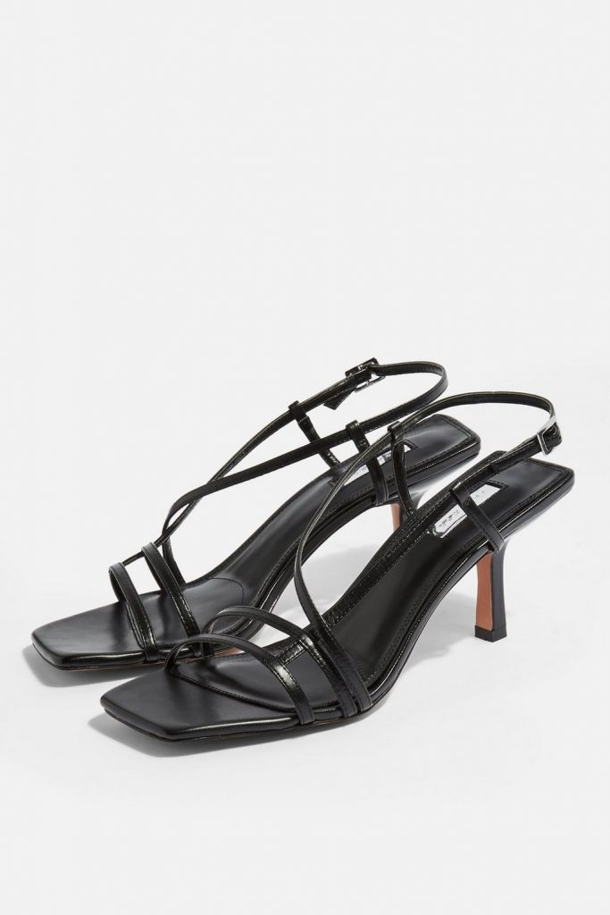 These 20 Bershka Sandals Are Practically Identical To The