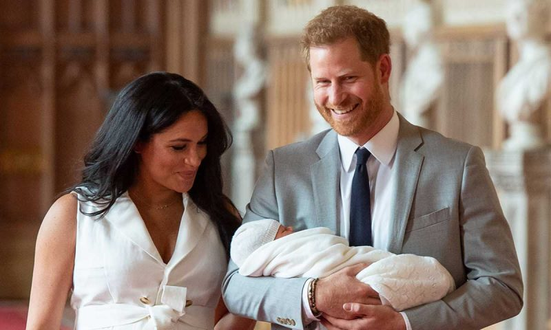 Archie's birth certificate reveals he was born at Portland Hospital in Westminster
