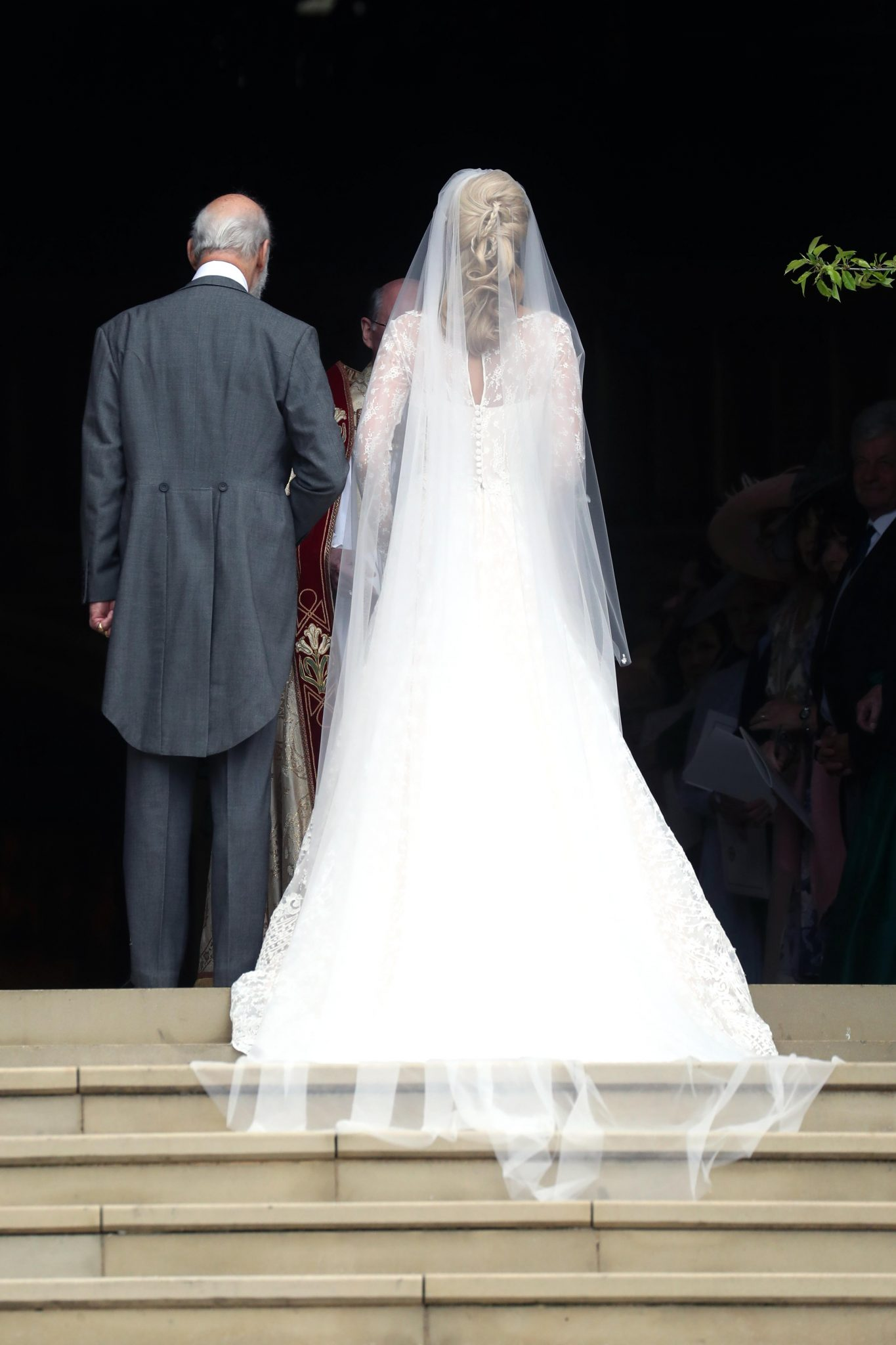 Image result for lady gabriella wedding at frogmore house