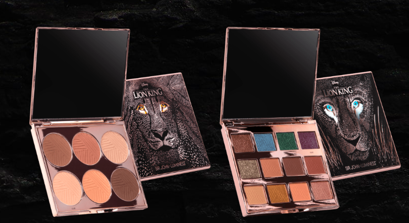 A Lion King makeup collection is dropping ahead of the
