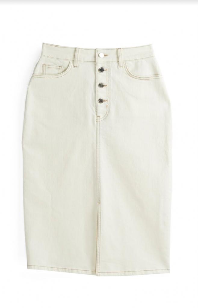 €17 Penneys skirt