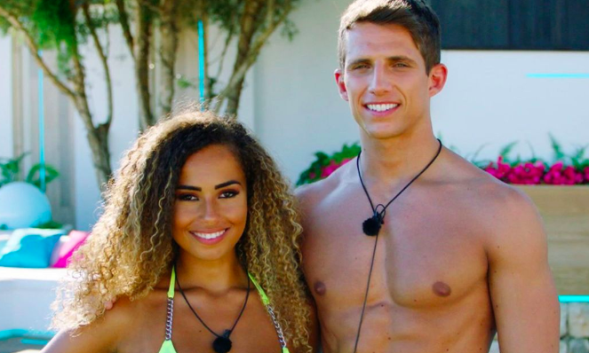 Departing Callum Macleod backs Curtis and Amy to win Love Island