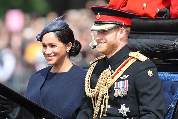 Meghan and Harry split from joint charity with William and Kate