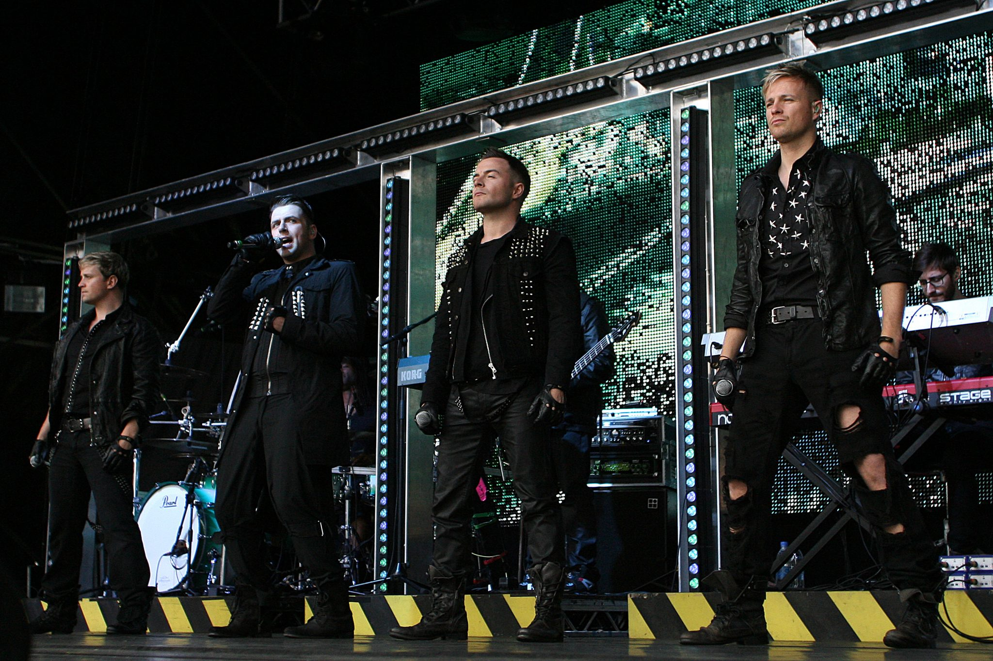 Here are all the stage times for Westlife's Croke Park gigs