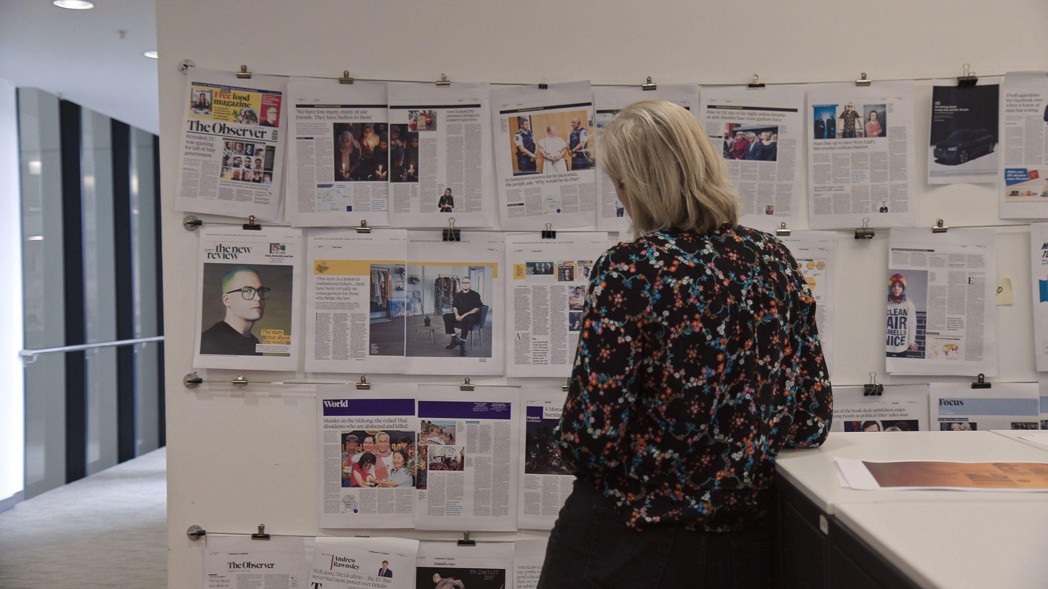 Netflix's documentary on the Cambridge Analytica scandal looks like