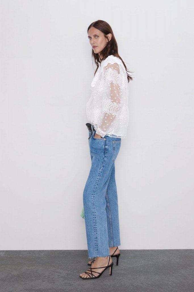 €50 Zara blouse