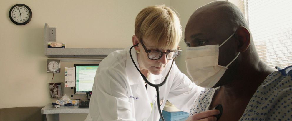 Netflix's new docu-series Diagnosis is your next binge