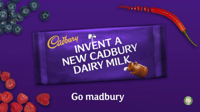 Chocoholics! The Cadbury Inventor competition is back to