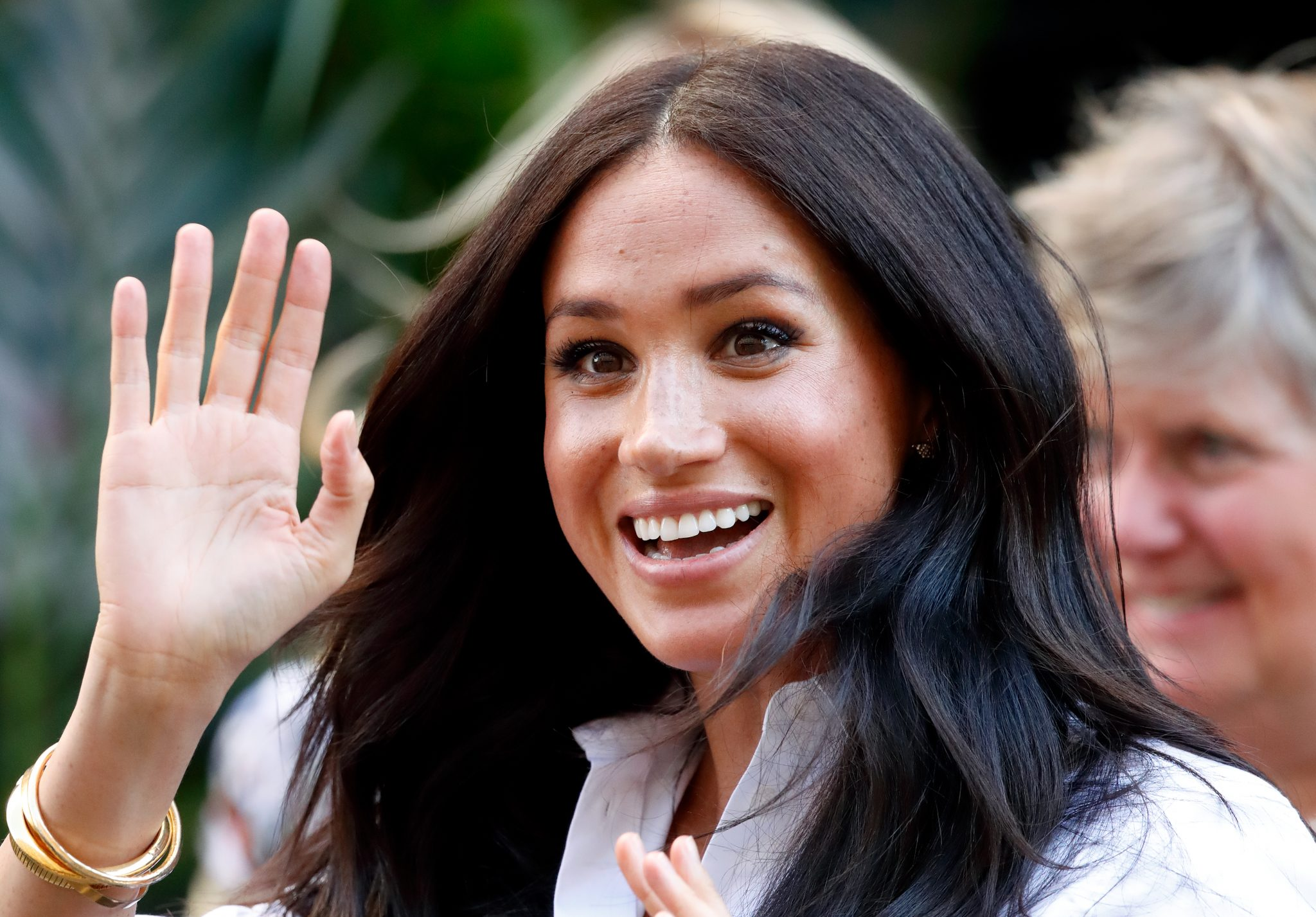 Meghan Markle Launches First Post-Archie Project, Leaves Early
