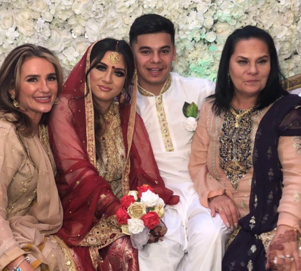 Zayn Malik's 17-year-old sister has tied the knot - 19-Sep
