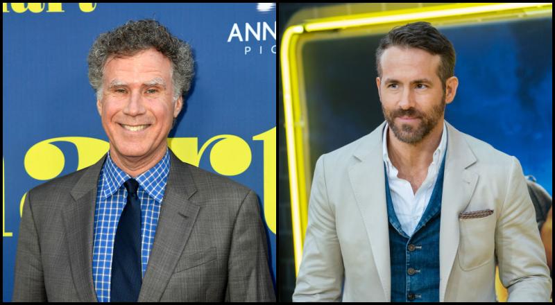 Will Ferrell & Ryan Reynolds to Star in A Christmas Carol Musical Movie