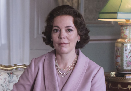 Olivia Colman struggled hiding her emotions for The Crown