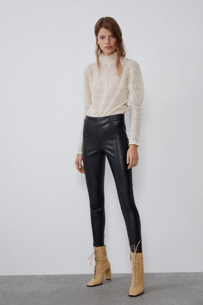 €20 Zara trousers