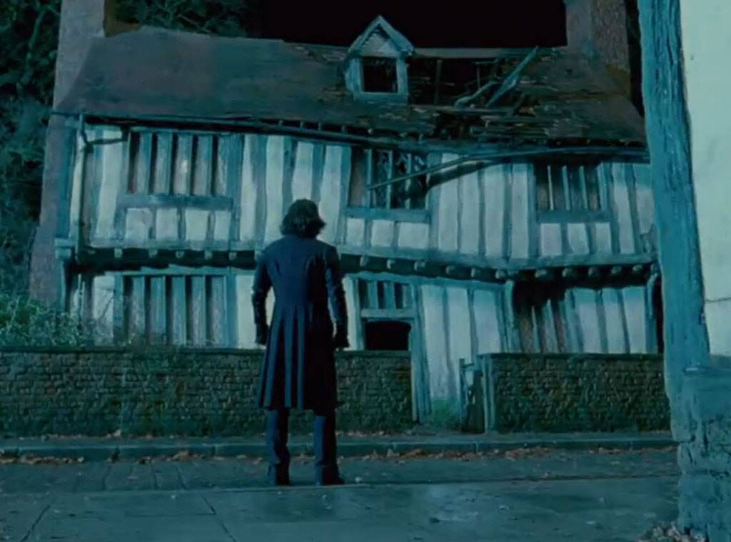Image result for Harry Potter's Childhood Home