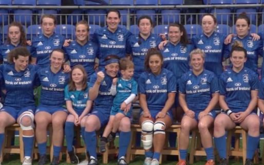 leinster women's rugby team