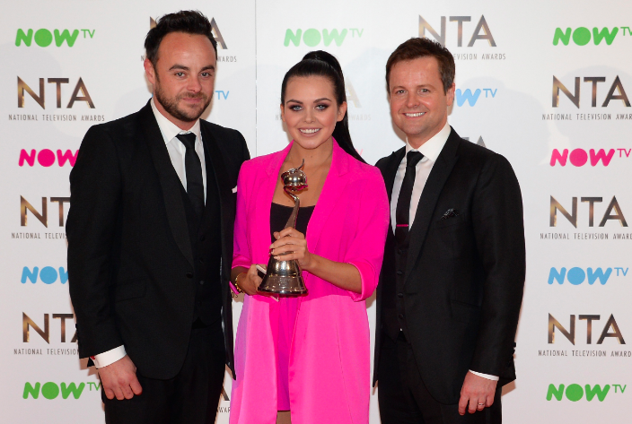 Scarlett Moffatt dropped from co-presenting role on Saturday Night Takeaway