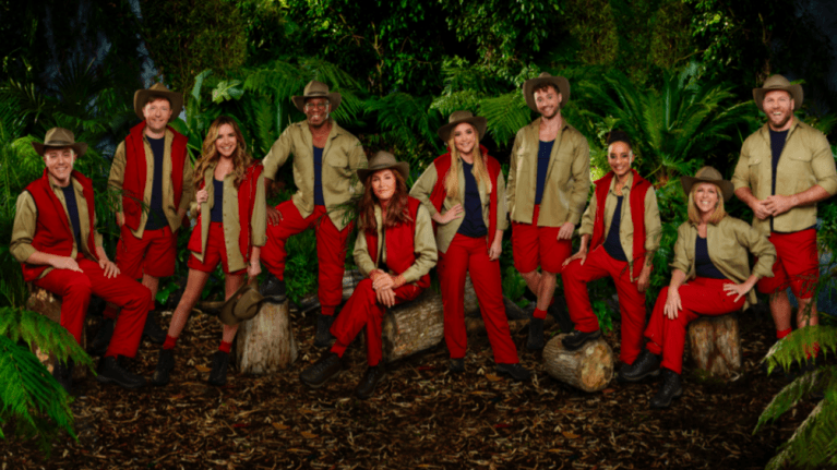 Two newcomers heading for I'm A Celebrity camp