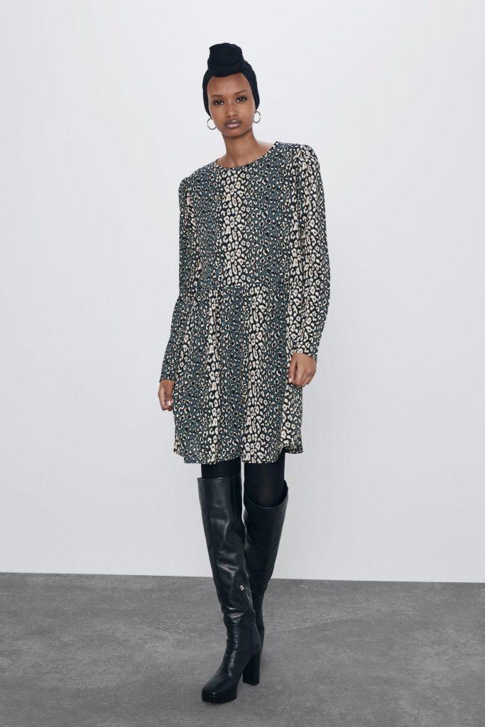 €20 Zara dress