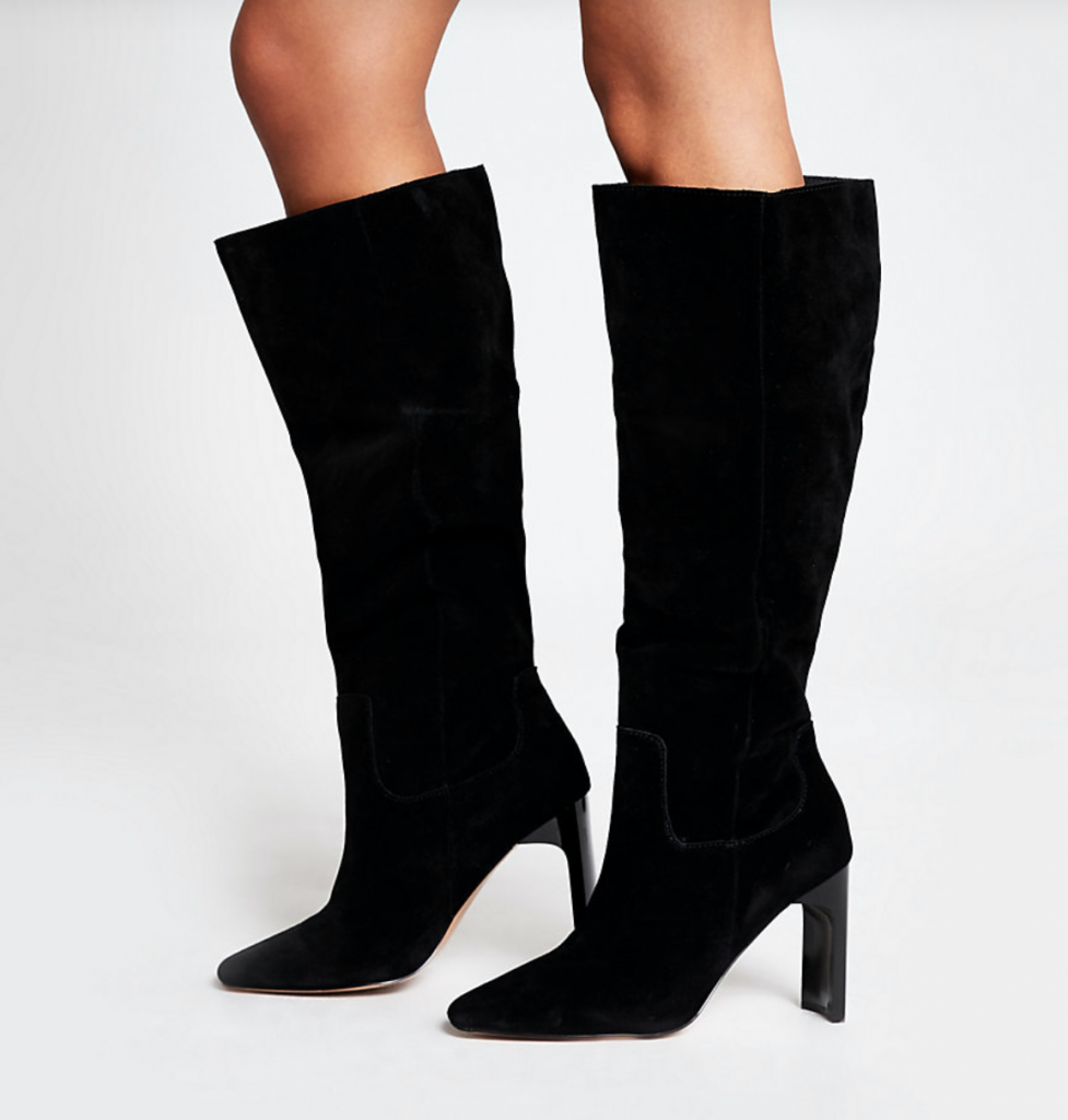 These knee-high River Island boots have