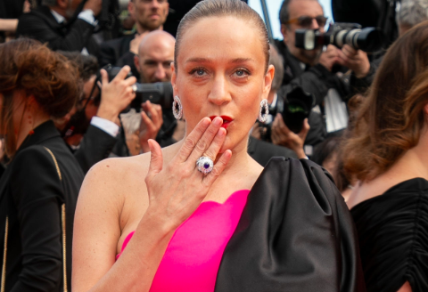 Chloe Sevigny's Pregnant at 45, Expecting First Child with BF