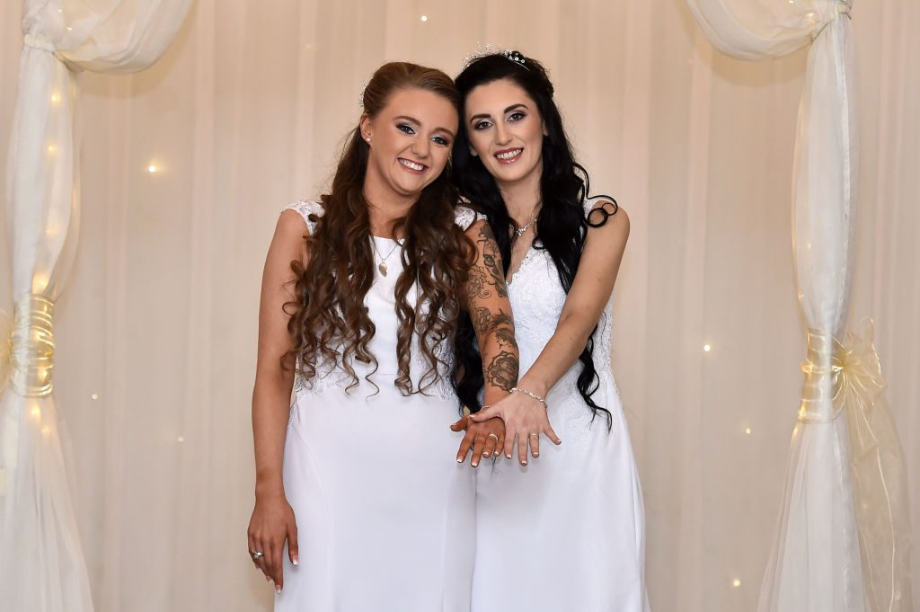 First same-sex marriage ceremony held in Northern Ireland
