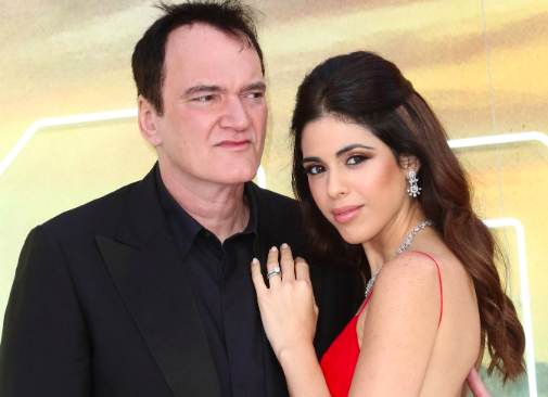 Quentin Tarantino, Wife Daniella Pick Welcome Their First Child Together