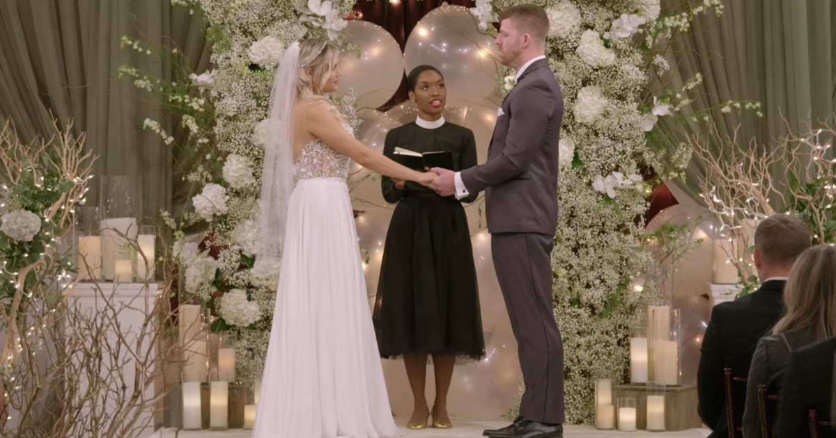 Netflix's Love is Blind Sets Special Reunion For Vanessa And Nick