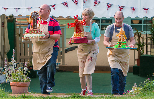 'Bake Off' contestant Luis Troyano has passed away