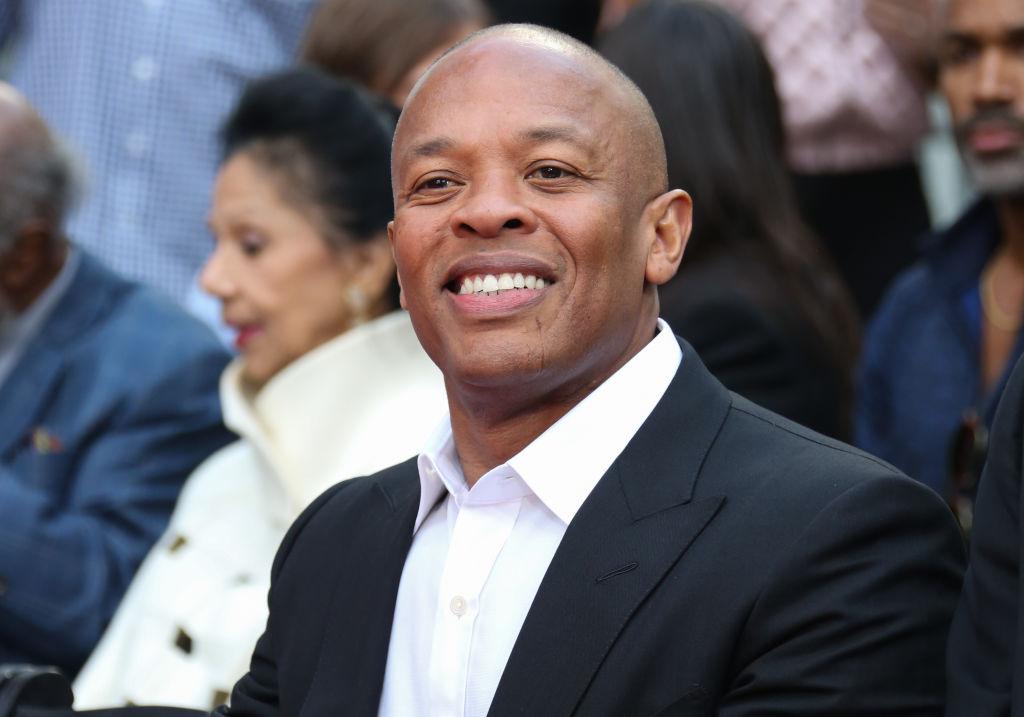 Dr. Dre suffers brain aneurysm, in ICU