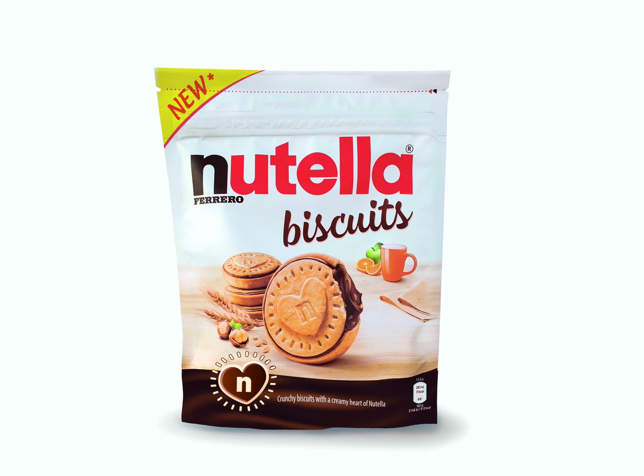 Nutella Biscuits have arrived in Ireland | Her.ie